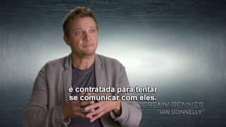 "A Chegada - Featurette ""Jeremy Renner"" HD Legendado"