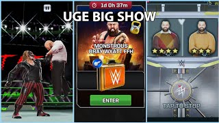 UGE Show + [ Unlocking Fun House Bray ] WWE Mayhem