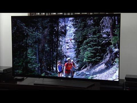 LG 65EF950V Flat 4K Ultra HD OLED TV Review