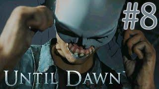САМЫЙ НЕОЖИДАННЫЙ ПОВОРОТ ИЗ ВСЕХ ПОВОРОТОВ! (Until Dawn) #8