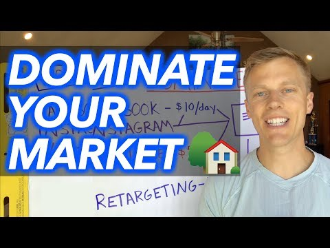 BEST Real Estate Agent Marketing Game Plan! Dominate Your Market As The Top Realtor!
