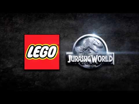 Lego Jurassic World Soundtrack: Gyrosphere Valley - Ankylosaurus vs Indominus Rex