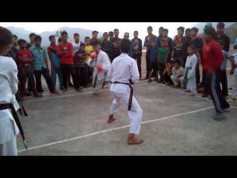karate in rukum