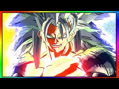 I Became The FIRST Super Saiyan 5 In Dragon Ball Xenoverse 2!