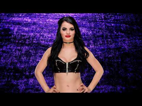 WWE: Paige Theme Song [Stars In The Night] + Arena Effects