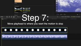 How To Make Objects Move Using Keyframes