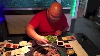 How To Eat Korean Barbecue (KBBQ) At Gen KBBQ In Cerritos