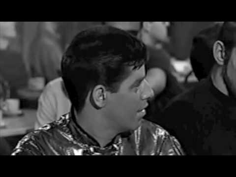 Buddy Rich plays in a beatnik club