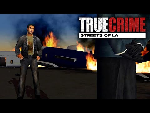 Longplay of True Crime: Streets of LA