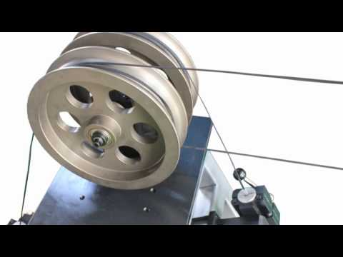 Optical Cable Tensile Testing Machine