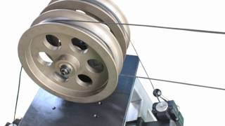 UNIVER CTC-2000 Optical Cable Tensile Testing Machine (indoor Cable)