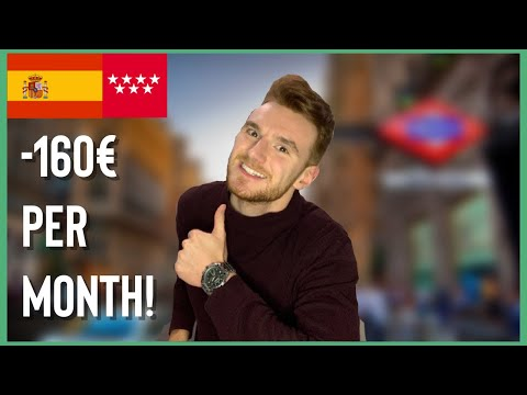 MY MADRID APARTMENT 🇪🇸🏠 How I found a cheap place to live in Spain in 2021