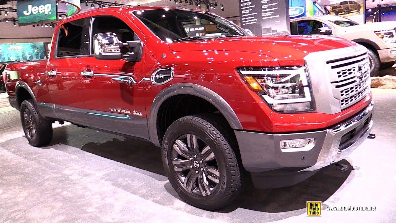 2020 Nissan Titan Diesel Prices