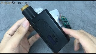 Wismec LUXOTIC MF Box Kit 100W   The board can be changed