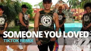Download SOMEONE YOU LOVED (Tiktok Remix) Apeng | Dance Fitness | TML Crew Venjay Ygay