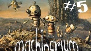 Let's Play Machinarium German HD #5 Wie geht es hier weiter???