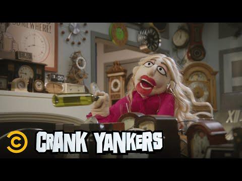 Heidi Gardner Prank Calls a Vineyard - Crank Yankers