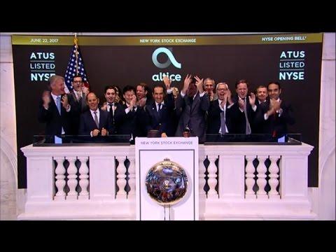 Altice USA, de Drahi, fait son entrée à Wall Street