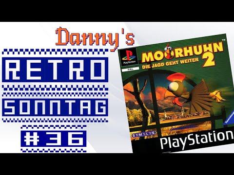 Dannys Retro-Sonntag | Folge 36: MOORHUHN 2 (PS1) [Deutsch/German]