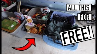HOW WE GOT ALL THIS FOR FREE? -  People Are Awesome!