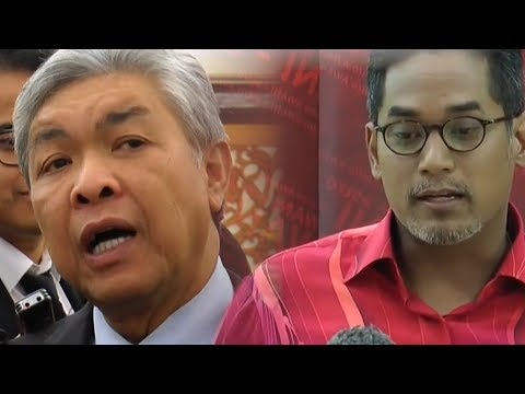 Khairy turned down my offers to revive Umno, says Zahid