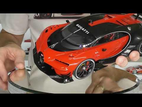 Bugatti Vision Gran Turismo by AUTOart Models - Full Review