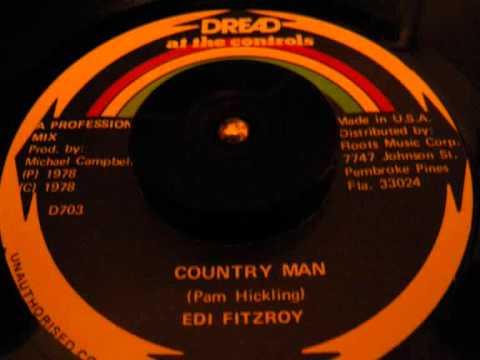 Edi Fitzroy - Country Man (1978)