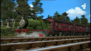 Thomas and friends TOMAS UN DRAUGI (LV) Wayward Winston