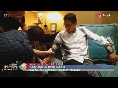 Batal Hadiri Syukuran di Kediaman Prabowo, Begini Kondisi Terkini Sandiaga Uno - BIP 20/04