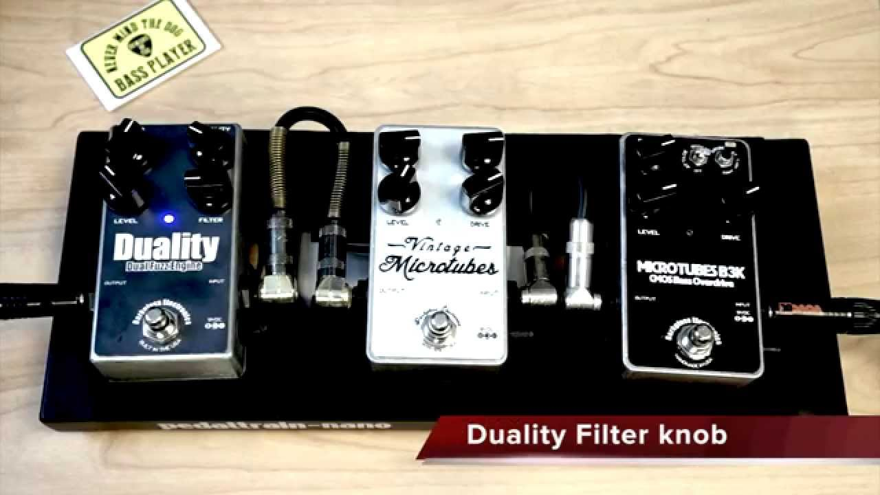 darkglass electronics bk3 duality and vintage microtubes pedal demonstration comparison youtube. Black Bedroom Furniture Sets. Home Design Ideas