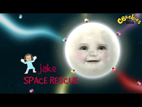 Baby Jake Space Rescue  Pushing Buttons  Baby Boogie Games!! Baby Jake Cbeebies