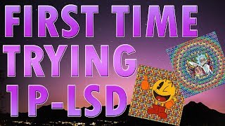 First Time Trying 1P-LSD (Story Time)