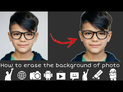 How To Erase Background Of Your Photo