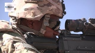 3rd Infantry Division Overwatch Mission in Wardak Province, Afghanistan