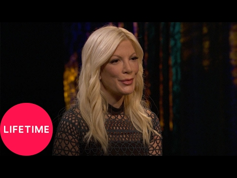 Tori Spelling: Celebrity Lie Detector - Ziering, Perry, or Priestley? Secret Hookup | Lifetime