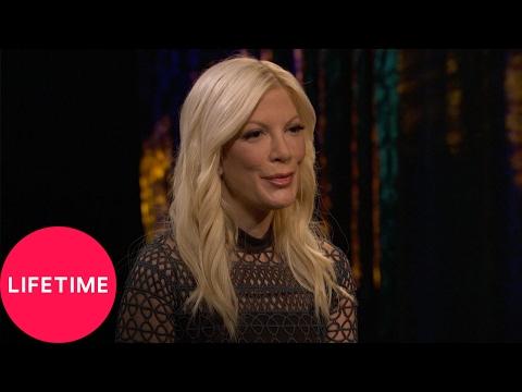 Tori Spelling: Celebrity Lie Detector - Ziering, Perry, Or Priestley? Secret Hookup | Lifetime