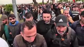 Սերժ Սարգսյանը թող բացի աչքերը. Փաշինյան
