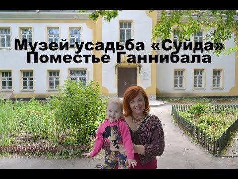 Ленинградская область. Суйда. Усадьба Ганнибала.