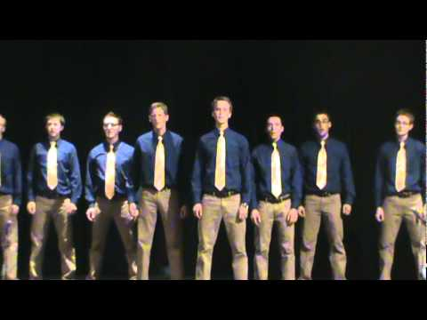 BYU Vocal Point - Infant Holy Infant Lowly