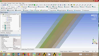 Air Flow Analysis Part 3: Rectangular Duct Rendering