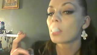 vuclip smoking fetish triple pump marlboro red 100 french inhale
