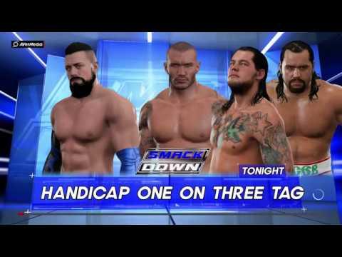 WWE 2k17 MyCAREER PL (#24) WALKA GODNA WRESTLEMANII!   VisionGamingPL