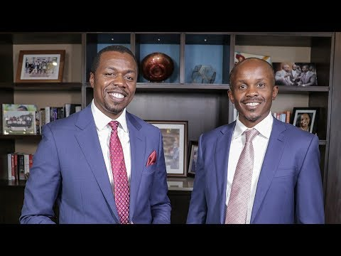 Celebrating 10 Years Part 1: My Life As CEO Of Centum - Invest In Africa (@NaboCapital)