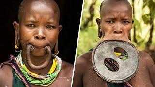 Unusual Beauty Standards Around The World