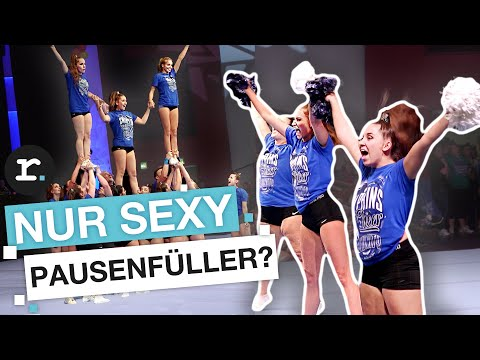 Cheerleading: Klischee vs. Leistungssport | reporter