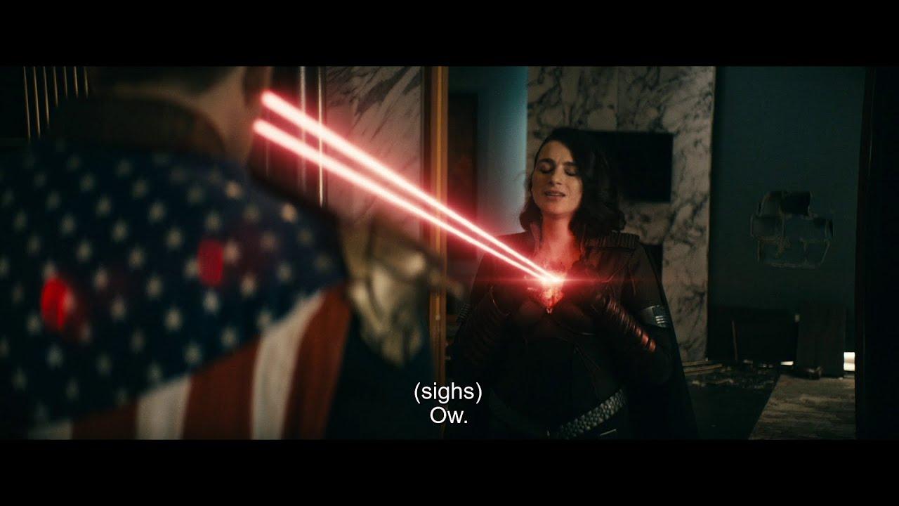 Laser Tits