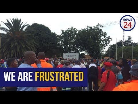 We are not sure of our future -  NUM branch secretary