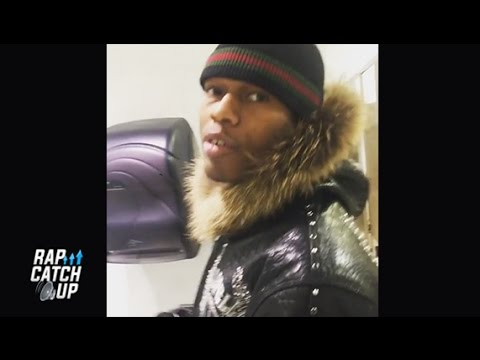 Lud Foe Responds To Glo Gang's SmokeCamp Chino & Rocaine Dissing Him [VIDEO]
