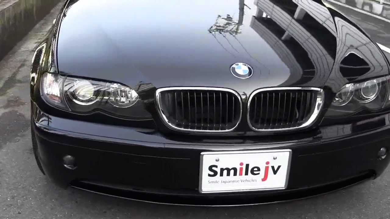 Smile Jv Bmw 318i 2003 Youtube