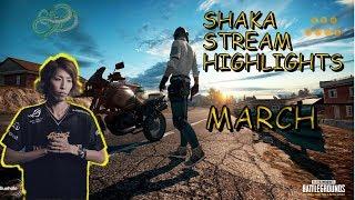 March Stream Highlights【SHAKA】